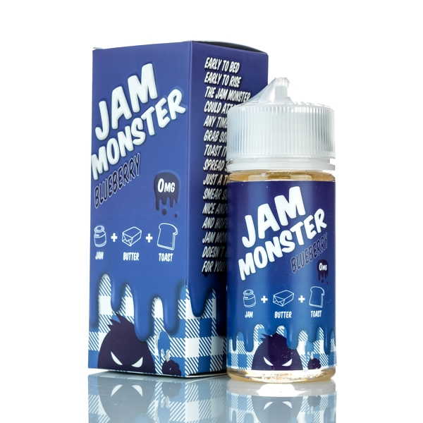 Jam Monster Blueberry - фото 1