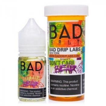 BAD DRIP SALTS - Don't Care Bear - фото 1