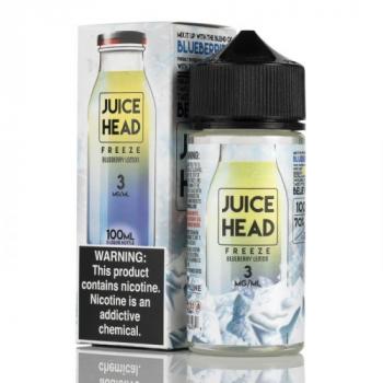 JUICE HEAD FREEZE Blueberry Lemon - фото 1