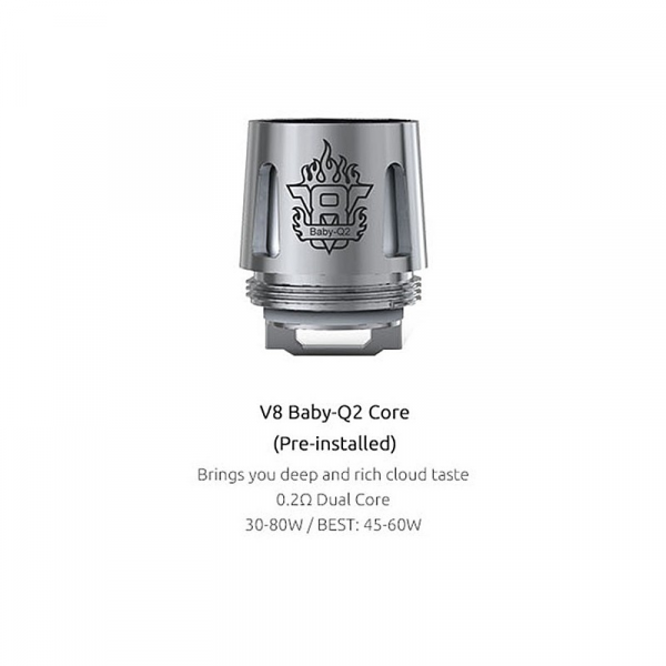 Smok V8 Baby-Q2 Core - фото 1