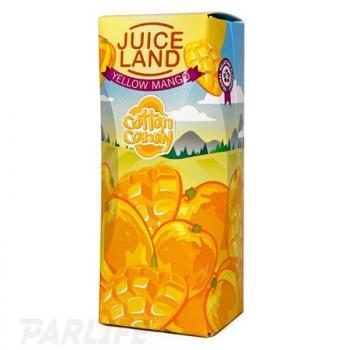 Cotton candy JUICELAND  Yellow Mango - фото 1
