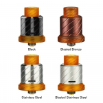 BoomStick Engineering Reaper 18mm RDA - фото 4