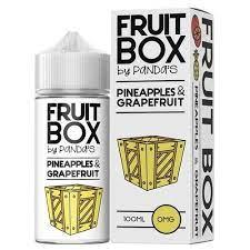 FRUIT BOX  Pineapples & grapefruit - фото 1