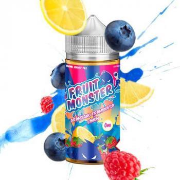 FRUIT MONSTER Blueberry Raspberry Lemon - фото 1