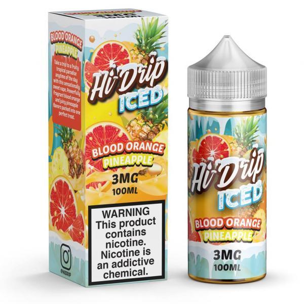 HI DRIP - Iced Blood Orange Pineapple - фото 1