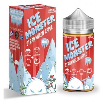 Ice Monster   StrawMelon Apple - фото 1