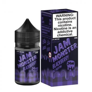 Jam Monster SALT - Blackberry - фото 1