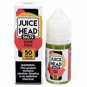 JUICE HEAD salt Guava Peach - фото 1