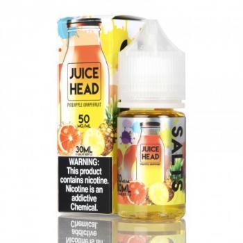 JUICE HEAD salt Pineapple Grapefruit - фото 1