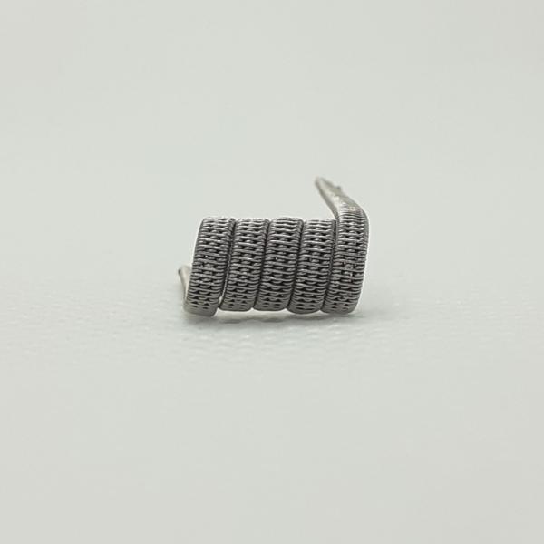 Tripple Staggered 3*0.4 Ni80 + 0.1 Ni80 - фото 1