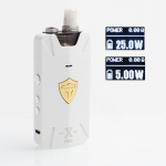 THC Tauren X Pod RBA Kit 1000mah - фото 3