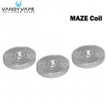 Maze Coil 0.2ohm ss316 - фото 1