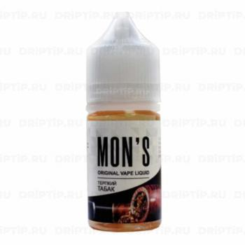 Mon'S Терпкий табак - фото 1