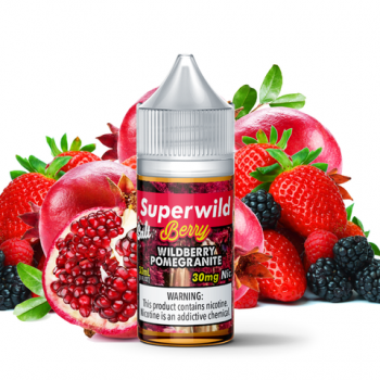 Fuggin Superwild Berry Pom SALT - фото 1