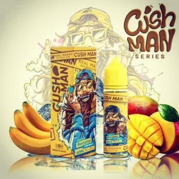 Nasty Juice Cush Man BANANA - фото 1