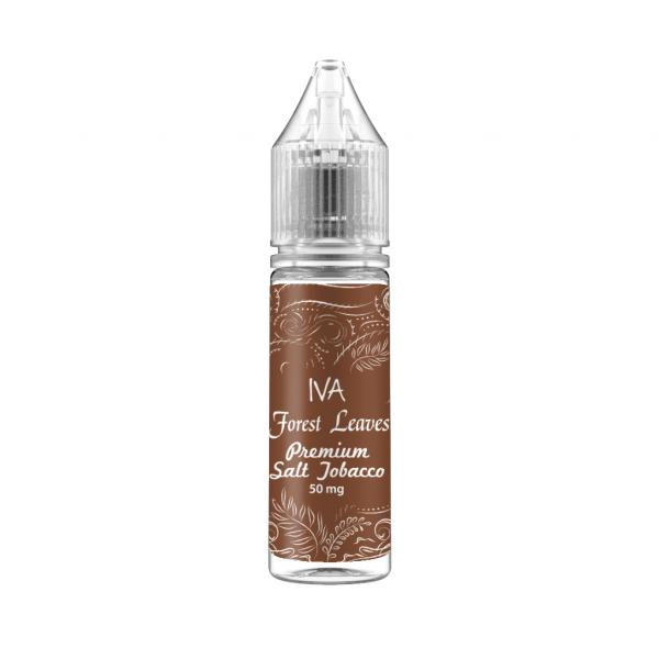 IVA Forest Leaves PREMIUM salt tobacco - фото 1
