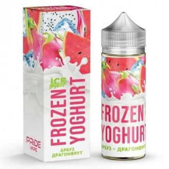 Pride Frozen Yoghurt (ice boost) - Арбуз - Драгонфрут - фото 1