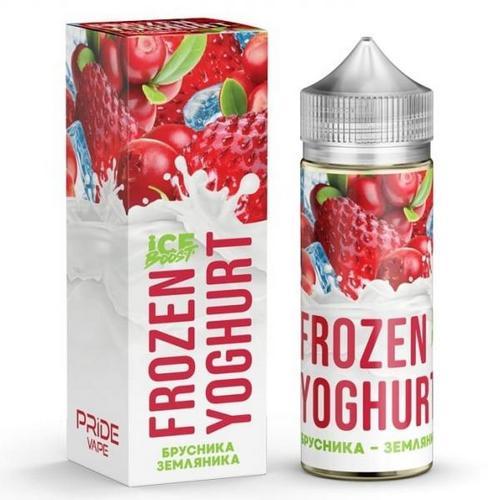Pride Frozen Yoghurt (ice boost) - Брусника-земляника - фото 1
