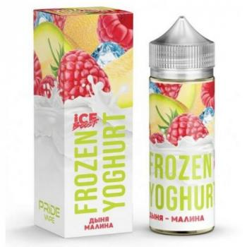 Pride Frozen Yoghurt (ice boost) - Дыня - Малина - фото 1