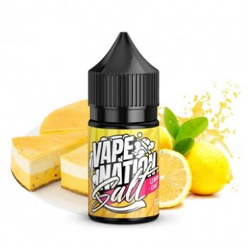 Pride Vape Nation - Lemon Cake Salt - фото 1