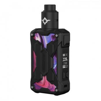 Rincoe Mechman Lite 228W TC Kit with Metis RDA - фото 1