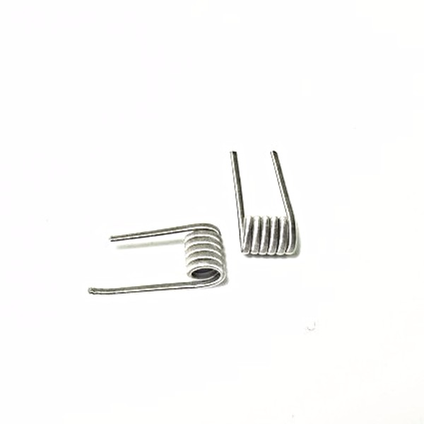 Fused clapton coil KA1 2*0.25 + Ni80 0.1 - фото 1