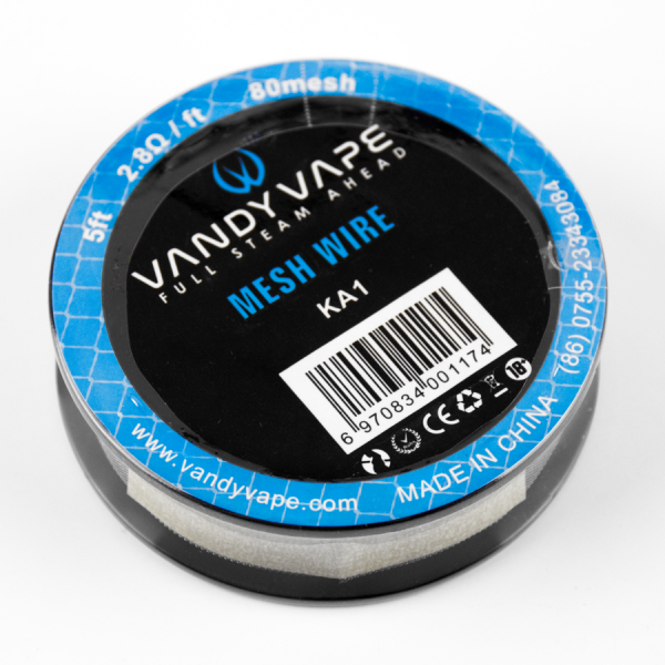 Vandyvape Mesh Wire KA1 80mesh 5 см - фото 1