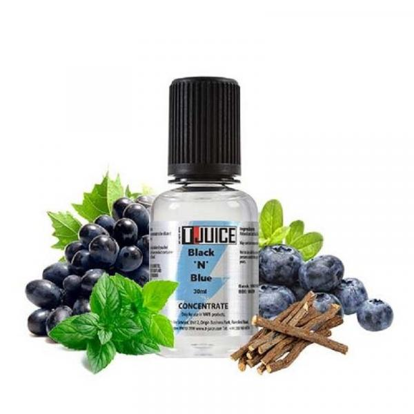 T-juice Black N Blue Concentrate - фото 1