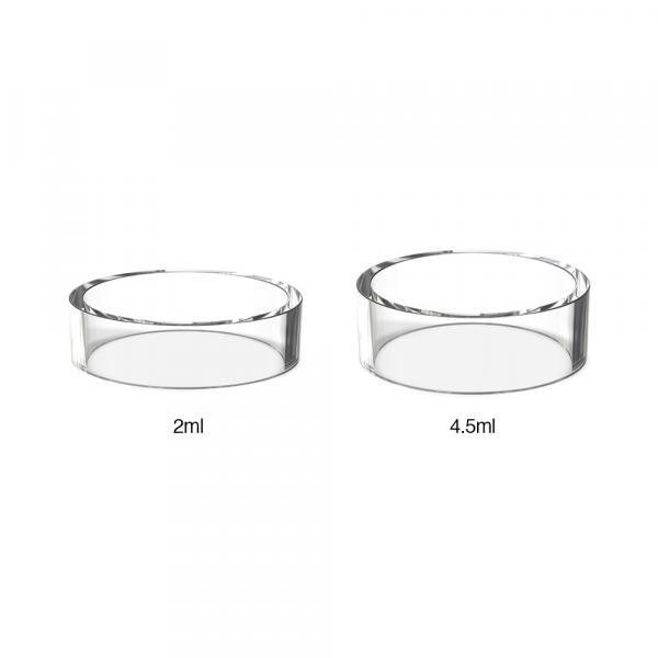 THC Glass Tube for THC Tauren Max RDTA - фото 1