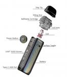 Vaporesso Luxe PM40 Pod Kit - фото 4
