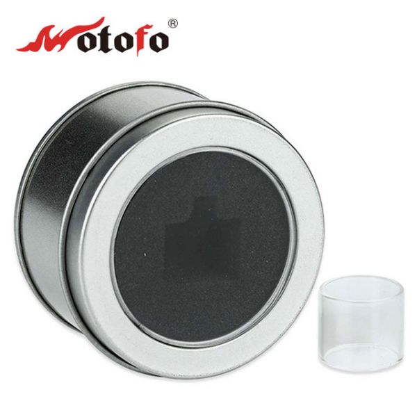 WOTOFO SERPENT Mini Replacement Glass Tube 3ml - фото 1