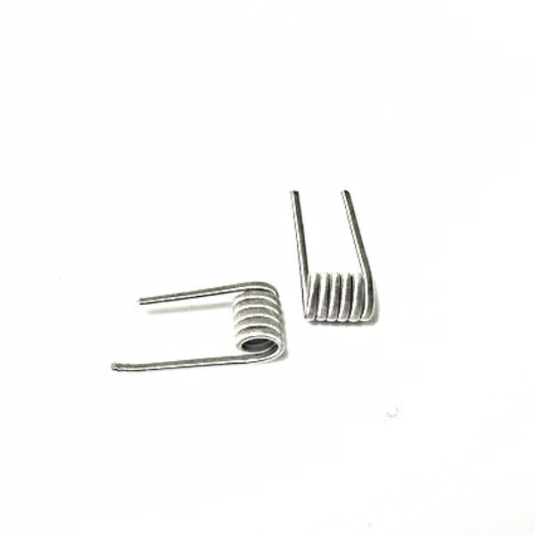 Fused clapton coil  ni80 2*0.4 - фото 1