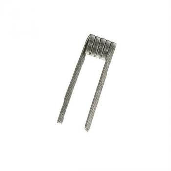 Multi-strands Fused Clapton Ni80 2-28/9-38/36 0.32ohm Coil - фото 1