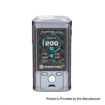 Modefined Draco 200W TC Box MOD - фото 1