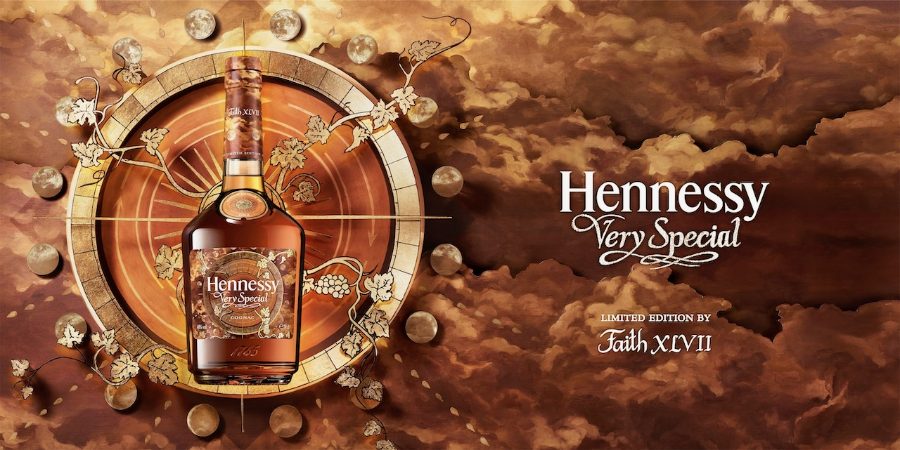 Hennessy Very Special Limited Edition by Faith XLVII