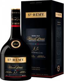 Бренди Saint Remy Reserve Privee 0,7 л. 40% в подарочной упаковке