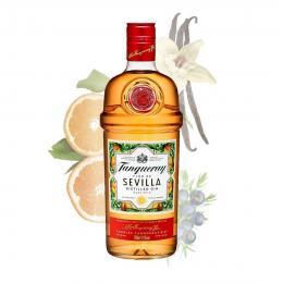 Джин Tanqueray  Flor de Sevilla Gin 41,3% 0,7 л.