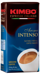 Кофе Молотый Kimbo Aroma Intenso 250 г.