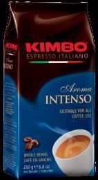 Кофе в зернах Kimbo Aroma Intenso 250 г.