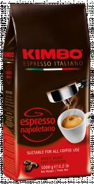Кофе в зернах Kimbo Espresso Napoletano 1 кг.