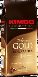 Кофе в зернах Kimbo Aroma Gold 100% Arabica 1 кг.
