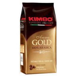 Кофе в зернах Kimbo Aroma Gold 100% Arabica 250 г.