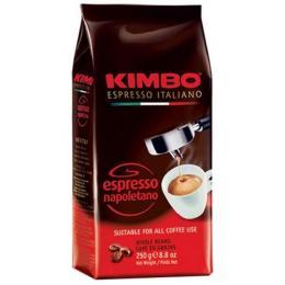 Кофе в зернах Kimbo Espresso Napoletano 250г.