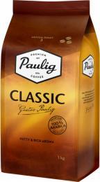 Кофе в зернах Paulig Classic 1 кг.