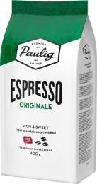 Кофе в зернах Paulig Espresso Originale 400 г.