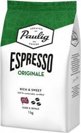 Кофе в зернах Paulig Espresso Originale 1 кг.