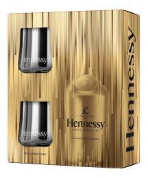 Коньяк Hennessy Very Special with 2 - glass 0,7 л. 40% в подарочной упаковке