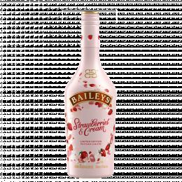 Ликер Baileys Strawberries & Cream 0,7 л.