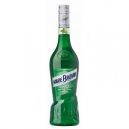 Ликер Marie Brizard Menthe Verte (Зеленая мята) 0,7 л.
