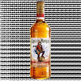 Ром Captain Morgan Original Spiced Gold 1 л. 35%